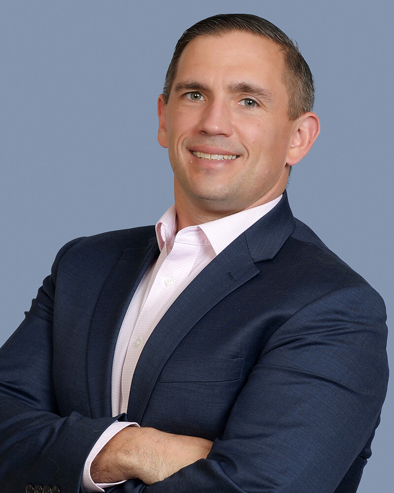 Erik Waters, Vice President of Operations