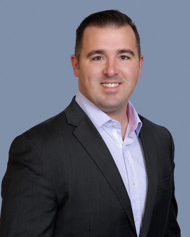 Jordan Kutscherousky, Vice President of Sales