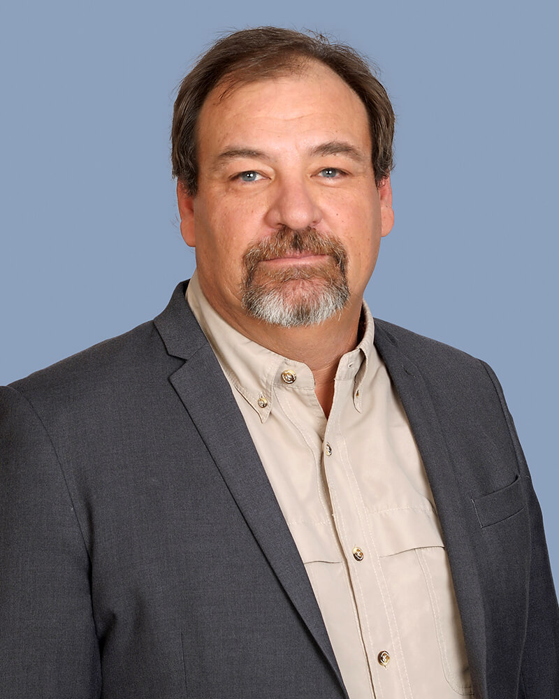 Joseph Stovall, Vice President of Field Services