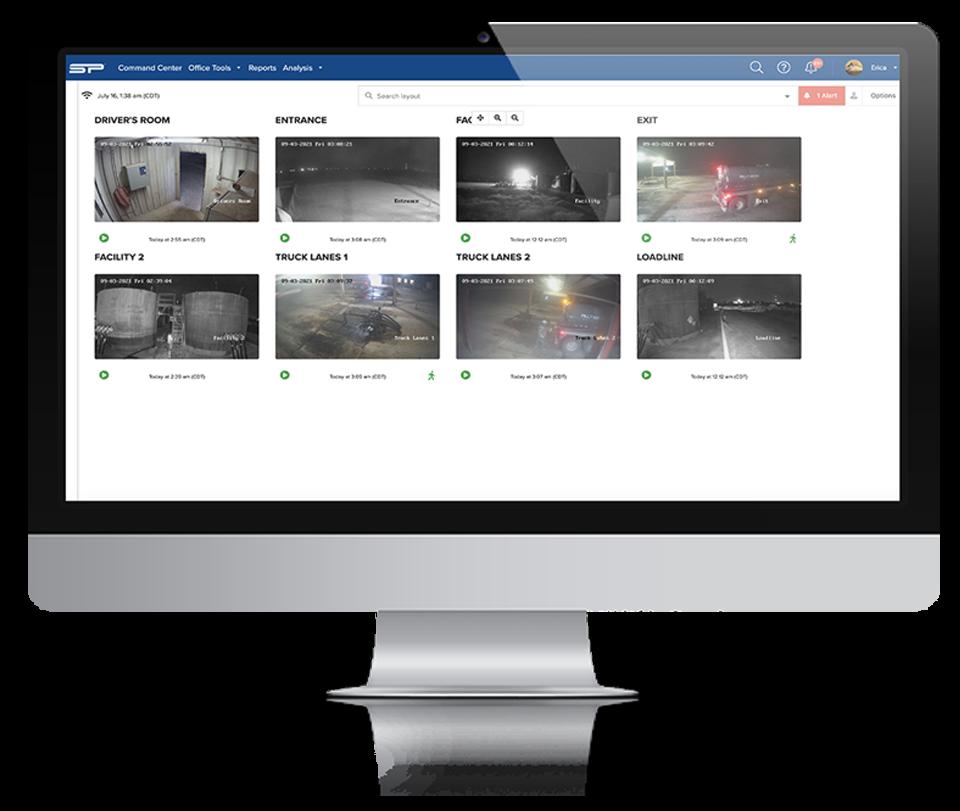 Surveillance_Dashboard